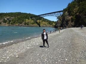 At Deception Pass